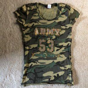 Playboy Camo T-shirt